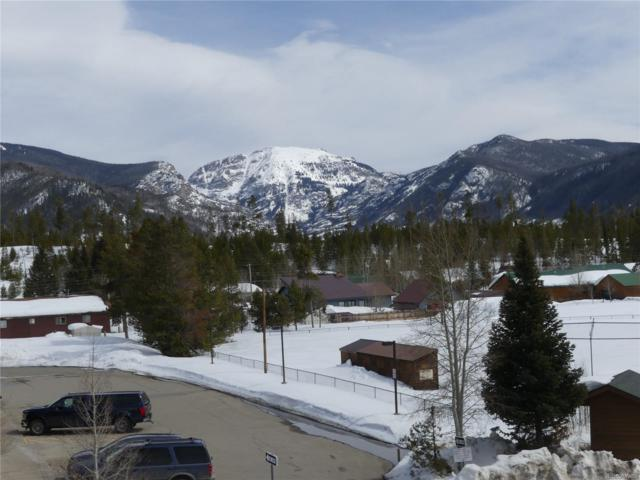 207 Bella Vista Court #313, Grand Lake, CO 80447 (#2695391) :: 5281 Exclusive Homes Realty
