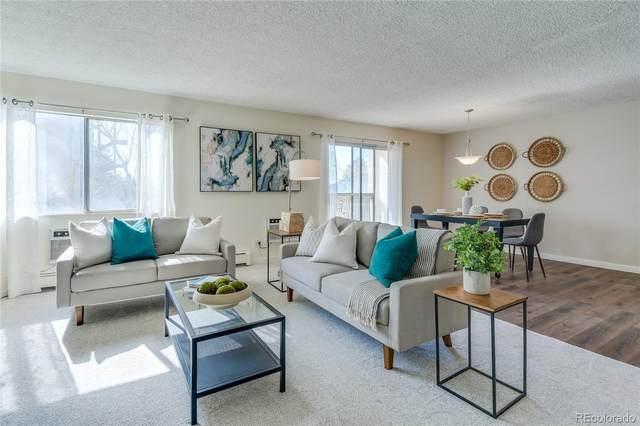 6960 E Girard Avenue #308, Denver, CO 80224 (#2695396) :: Kimberly Austin Properties