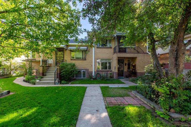 422 Garfield Street, Denver, CO 80206 (MLS #2695544) :: The Space Agency - Northern Colorado Team