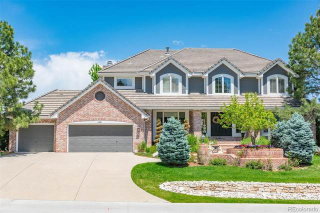 8481 Colonial Drive, Lone Tree, CO 80124 (#2695662) :: The DeGrood Team
