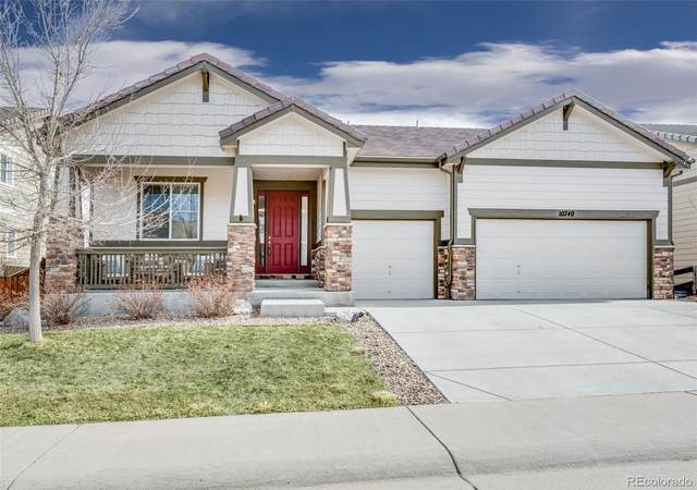 10740 Hillrose Street, Parker, CO 80134 (#2695710) :: The HomeSmiths Team - Keller Williams