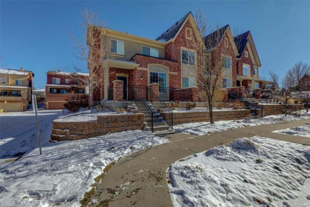 804 Rockhurst Drive A, Highlands Ranch, CO 80129 (#2695920) :: The Heyl Group at Keller Williams
