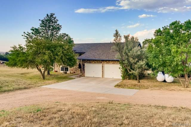 4734 Jackson Creek Road, Sedalia, CO 80135 (#2696046) :: The Margolis Team