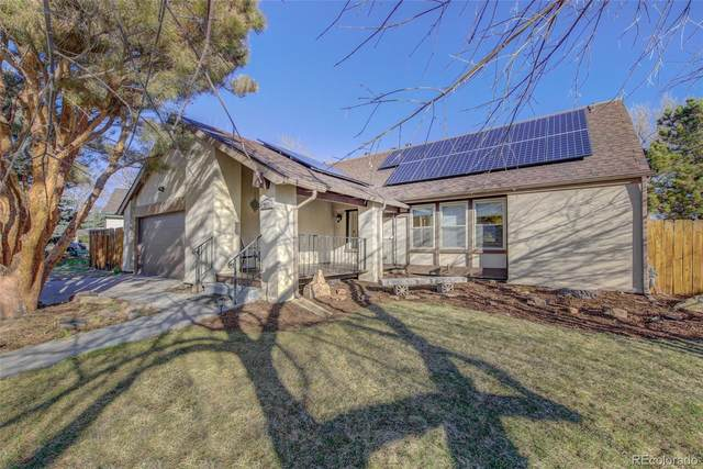 12079 W Rice Place, Morrison, CO 80465 (#2696224) :: Berkshire Hathaway Elevated Living Real Estate