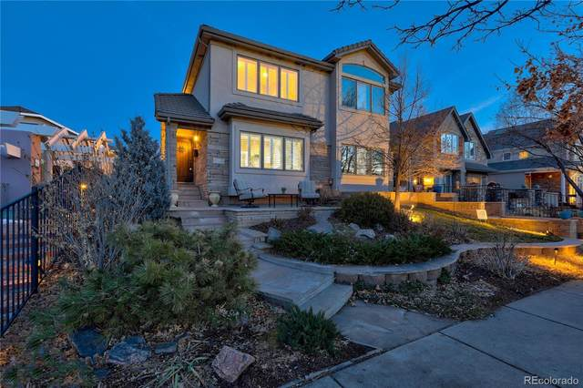 546 Madison Street, Denver, CO 80206 (#2696546) :: The Griffith Home Team