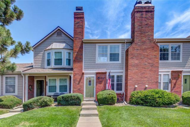 9637 W Chatfield Avenue C, Littleton, CO 80128 (#2696904) :: The Peak Properties Group