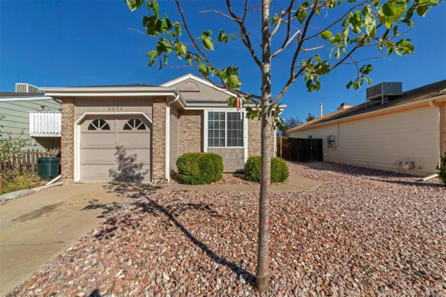 3074 S Uravan Street, Aurora, CO 80013 (#2697342) :: HomePopper