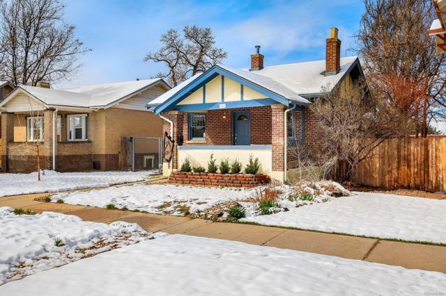 2819 N Clayton Street, Denver, CO 80205 (#2697370) :: The Peak Properties Group
