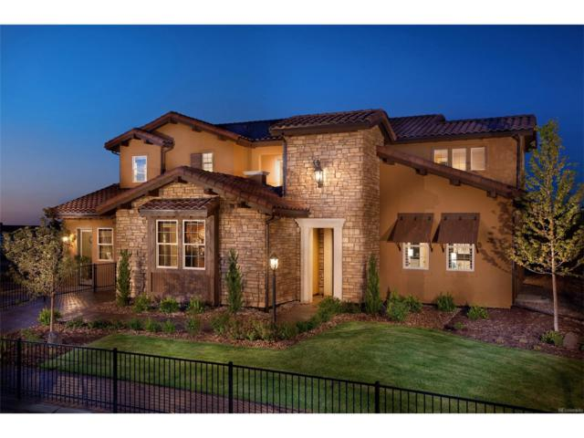 9466 Vista Hill Lane, Lone Tree, CO 80124 (#2697921) :: The HomeSmiths Team - Keller Williams