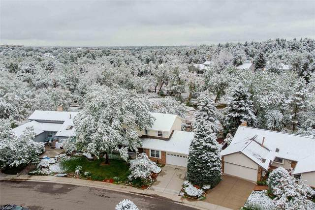 7323 S Fillmore Circle, Centennial, CO 80122 (#2698118) :: The DeGrood Team