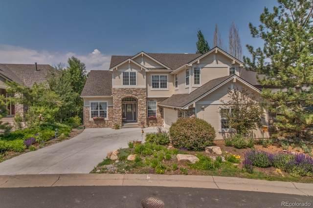 7115 Forest Ridge Circle, Castle Pines, CO 80108 (#2698771) :: Venterra Real Estate LLC
