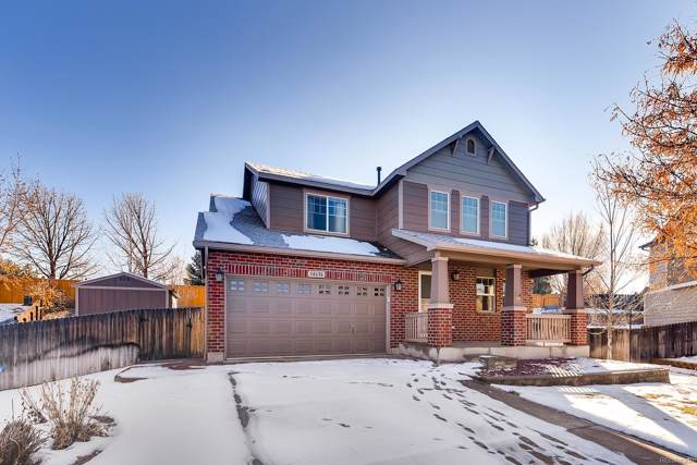 14636 Gaylord Street, Thornton, CO 80602 (#2698891) :: Real Estate Professionals