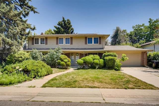 3670 S Hillcrest Drive, Denver, CO 80237 (MLS #2699032) :: Clare Day with Keller Williams Advantage Realty LLC