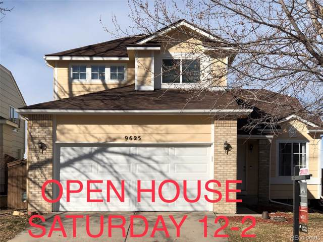 9625 Cordova Drive, Highlands Ranch, CO 80130 (#2699078) :: The DeGrood Team