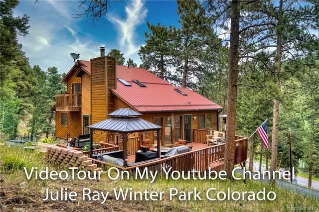 12059 Black Hawk Drive,, Conifer, CO 80433 (MLS #2699275) :: 8z Real Estate