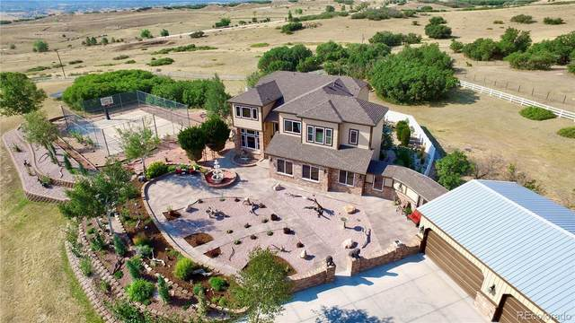 474 Twin Oaks Road, Castle Rock, CO 80109 (#2699458) :: Portenga Properties - LIV Sotheby's International Realty