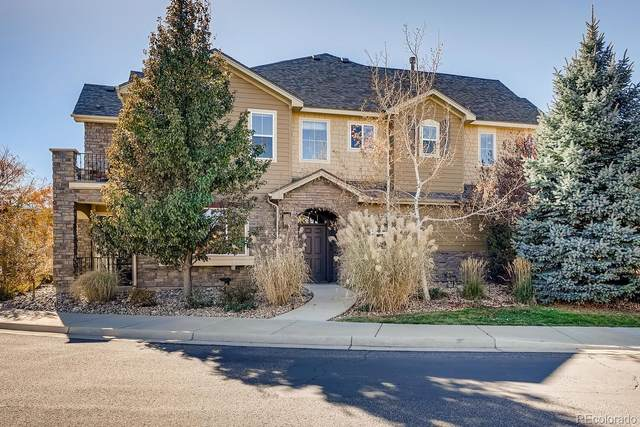 15296 W 66th Drive A, Arvada, CO 80007 (#2699460) :: The DeGrood Team
