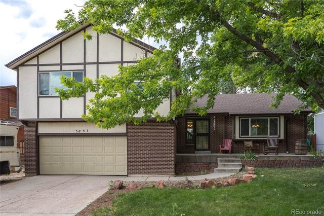 3851 W 97th Avenue, Westminster, CO 80031 (MLS #2699491) :: 8z Real Estate