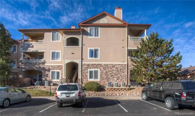 8457 S Hoyt Way #102, Littleton, CO 80128 (#2699775) :: Kimberly Austin Properties