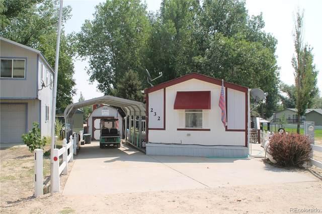 232 Pueblo Circle, Weldona, CO 80653 (#2699833) :: The Gilbert Group