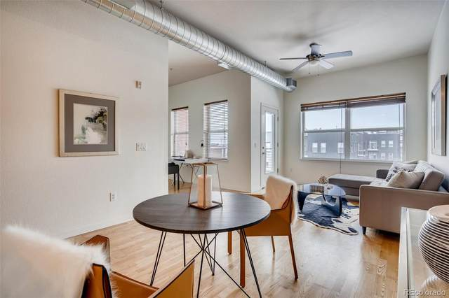 1555 Central Street #308, Denver, CO 80211 (#2700706) :: The Griffith Home Team