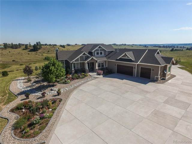 960 Promontory Circle, Elizabeth, CO 80107 (#2701080) :: iHomes Colorado