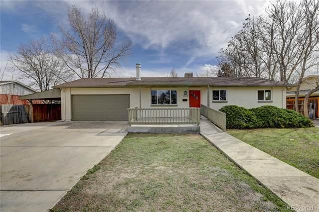 1320 W 72nd Avenue, Denver, CO 80221 (MLS #2701979) :: 8z Real Estate