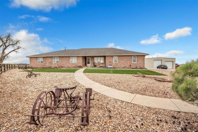 2198 County Road 17, Brighton, CO 80603 (MLS #2702500) :: 8z Real Estate