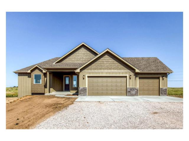 5930 Black Forest Drive, Elizabeth, CO 80107 (MLS #2702603) :: 8z Real Estate