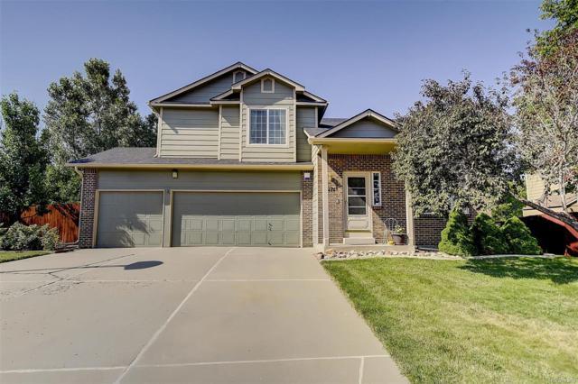 4171 Heritage Way, Castle Rock, CO 80104 (#2703406) :: Bring Home Denver