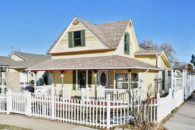 202 N 5th Avenue, Brighton, CO 80601 (#2703871) :: Real Estate Professionals