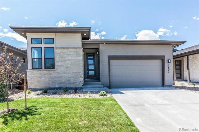 2803 Vallecito Street, Timnath, CO 80547 (MLS #2704137) :: Kittle Real Estate