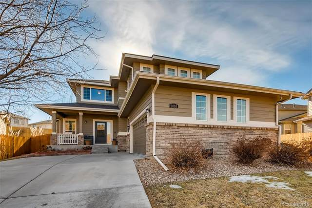 9863 Laredo Drive, Commerce City, CO 80022 (#2704268) :: Hudson Stonegate Team