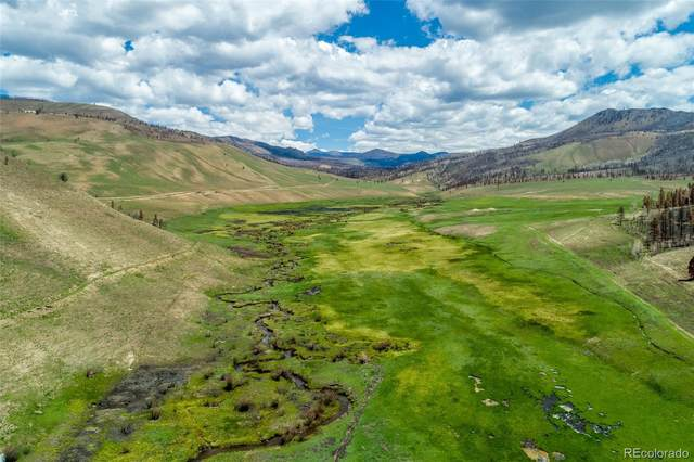 Tbd Gcr 408 Lot 6, Granby, CO 80446 (MLS #2704475) :: Clare Day with LIV Sotheby's International Realty