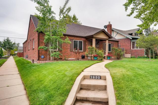 2890 Birch Street, Denver, CO 80207 (#2704530) :: 5281 Exclusive Homes Realty