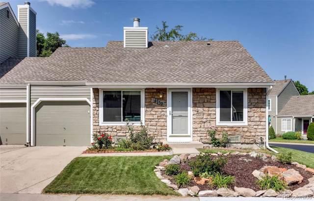 4750 S Dudley Street #1, Denver, CO 80123 (MLS #2704734) :: 8z Real Estate