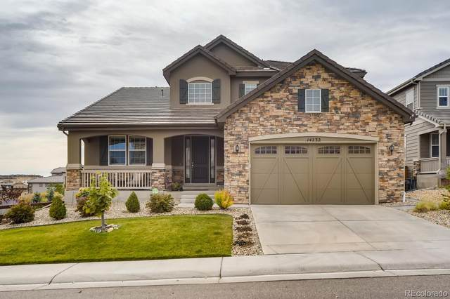 14232 Double Dutch Circle, Parker, CO 80134 (#2705161) :: The Artisan Group at Keller Williams Premier Realty