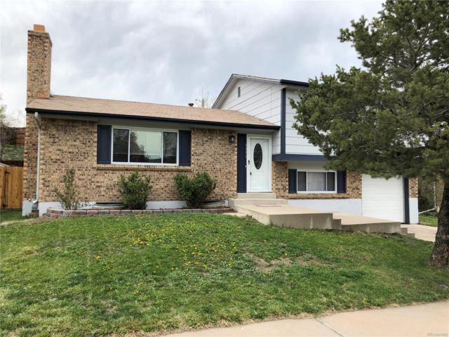 9371 W Brittany Avenue, Littleton, CO 80123 (#2705646) :: The Galo Garrido Group