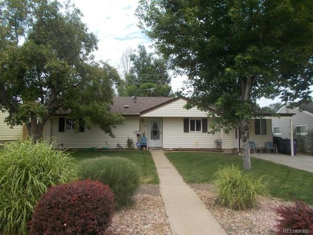 3319 S Forest Street, Denver, CO 80222 (#2705938) :: House Hunters Colorado