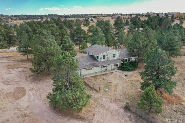 10502 Black Forest Drive, Parker, CO 80138 (#2706124) :: The Gilbert Group