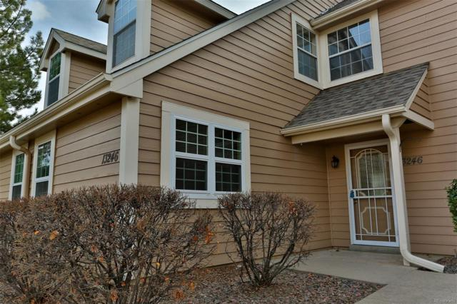 13246 E Asbury Drive, Aurora, CO 80014 (#2706440) :: Real Estate Professionals
