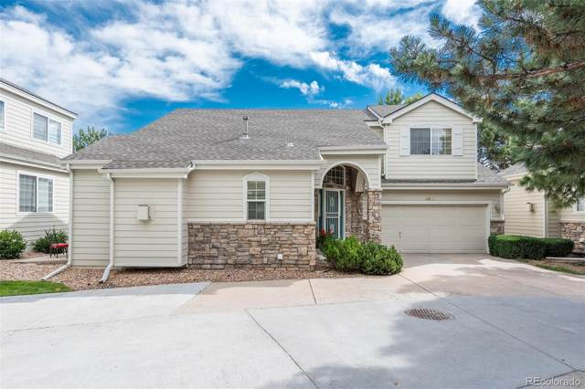 4032 E Hinsdale Circle, Centennial, CO 80122 (#2706500) :: The Harling Team @ Homesmart Realty Group
