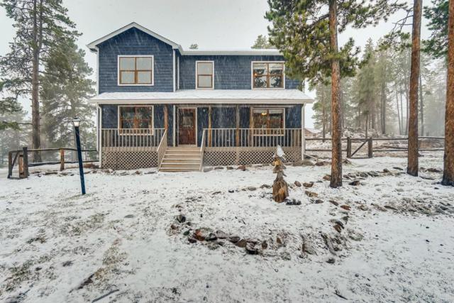 7452 Brook Forest Way, Evergreen, CO 80439 (#2707022) :: Mile High Luxury Real Estate