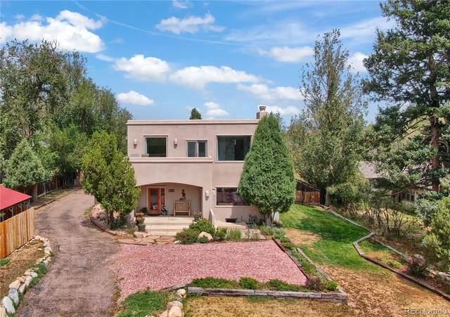 1206 Cheyenne Boulevard, Colorado Springs, CO 80905 (MLS #2707200) :: 8z Real Estate