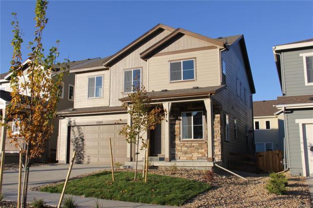15305 W 93rd Avenue, Arvada, CO 80007 (#2707812) :: Wisdom Real Estate