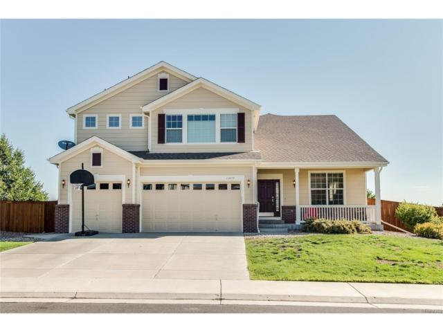 11873 Cattle Lane, Parker, CO 80134 (MLS #2708209) :: 8z Real Estate