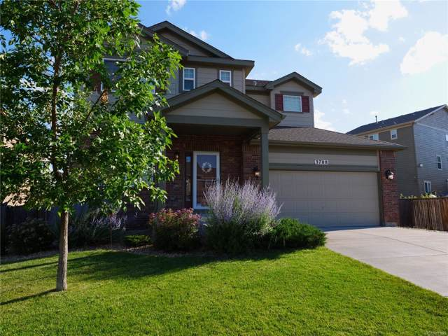 3788 Amber Sun Circle, Castle Rock, CO 80108 (MLS #2708384) :: 8z Real Estate