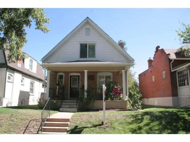 640 S Sherman Street, Denver, CO 80209 (MLS #2708435) :: 8z Real Estate