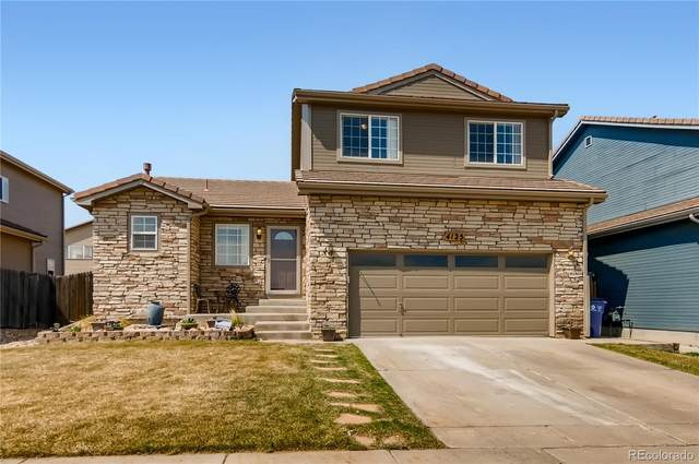 4125 Jericho Street, Denver, CO 80249 (MLS #2708507) :: The Sam Biller Home Team