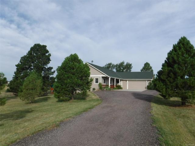 34817 Mustang Trail, Elizabeth, CO 80107 (#2708643) :: HomePopper